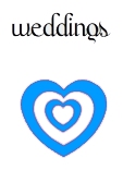 weddings logo